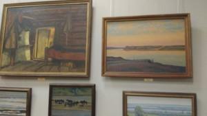 Экскурсия в Галерею «Виктор Иванов и земля Рязанская»
