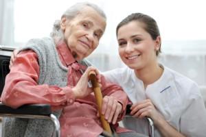 Социальный проект «Рука помощи» продолжает помогать пожилым людям!