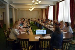 Презентация проекта «Дневники памяти» в Доме общественных организаций